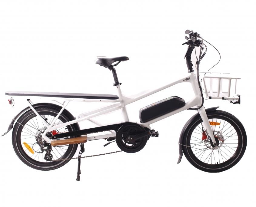 small wheel compact cargo e bikes electric bike forum. Black Bedroom Furniture Sets. Home Design Ideas
